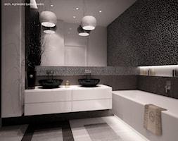 Monochromatyczna+%C5%82azienka+-+zdj%C4%99cie+od+Ludwinowska+Studio+Architektury