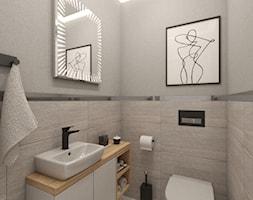 Mała łazienka - zdjęcie od PureAndGlam - Homebook