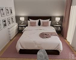 Sypialnia z toaletką - zdjęcie od PureAndGlam - Homebook