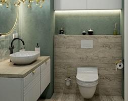 Łazienka z wanną - zdjęcie od PureAndGlam - Homebook