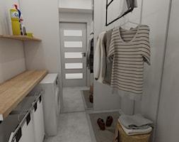 Pomieszczenie gospodarcze z pralnią - zdjęcie od PureAndGlam - Homebook