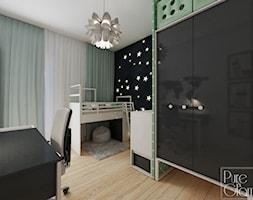 Pokój dla dziewczynki w odcieniach mięty - zdjęcie od PureAndGlam - Homebook