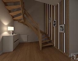 Schody z podświetleniem - zdjęcie od PureAndGlam - Homebook