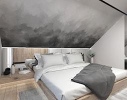 Projekt domu - Sypialnia - zdjęcie od MalgorztaLen - Homebook