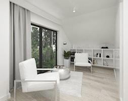 Projekt domu 2 - Hol / przedpokój - zdjęcie od MalgorztaLen - Homebook