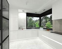 Projekt domu 2 - Kuchnia - zdjęcie od MalgorztaLen - Homebook