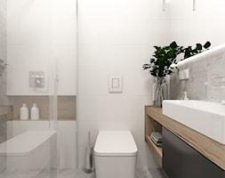 Projekt domu - Łazienka - zdjęcie od MalgorztaLen - Homebook