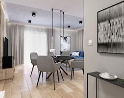 Projekt domu - Salon - zdjęcie od MalgorztaLen - Homebook