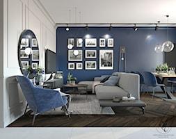 projekt+salonu+-+zdj%C4%99cie+od+PRACOWNIA+PROJEKTOWA+KATARZYNA+NIEMIEC