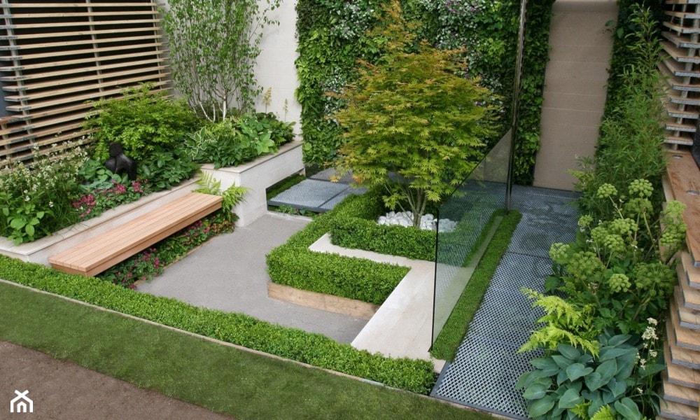 Jak Funkcjonalnie Zaprojektować Mały Ogród Przydomowy Porady I Dużo