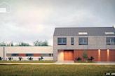 Dom na Wilanowie - zdjęcie od Z3Z ARCHITEKCI - homebook