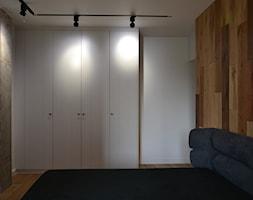 Sypialnia styl Industrialny - zdjęcie od Katarzyna Jaskulska Projektowanie Wnętrz
