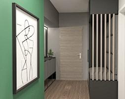 mały korytarz - zdjęcie od AN Koncept Anita Niziałek - Homebook
