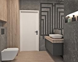 mała łazienka - zdjęcie od AN Koncept Anita Niziałek - Homebook