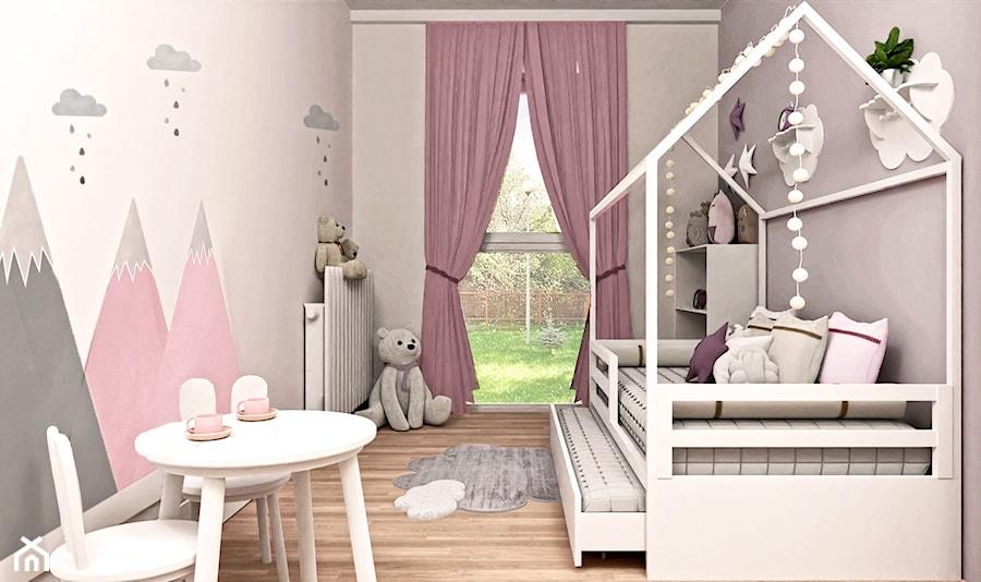Mały pokój dziecięcy - zdjęcie od AN Koncept Anita Niziałek