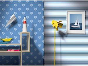Tapety LAVMI w stylu morskim - zdjęcie od pieknetapety.pl