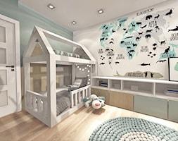 pokój dziecka - Pokój dziecka, styl nowoczesny - zdjęcie od Art Design Studio