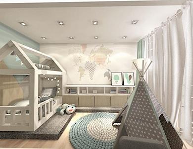 Pokój dziecka styl Nowoczesny - zdjęcie od Art Design Studio