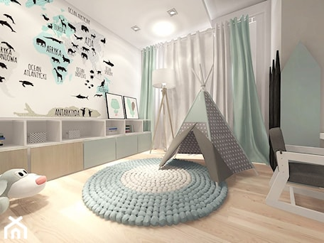 Aranżacje wnętrz - Pokój dziecka: pokój dziecka - Pokój dziecka, styl nowoczesny - Art Design Studio. Przeglądaj, dodawaj i zapisuj najlepsze zdjęcia, pomysły i inspiracje designerskie. W bazie mamy już prawie milion fotografii!
