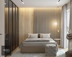 Sypialnia Cozy House Hedo Architects - zdjęcie od Hedo Architects - Homebook