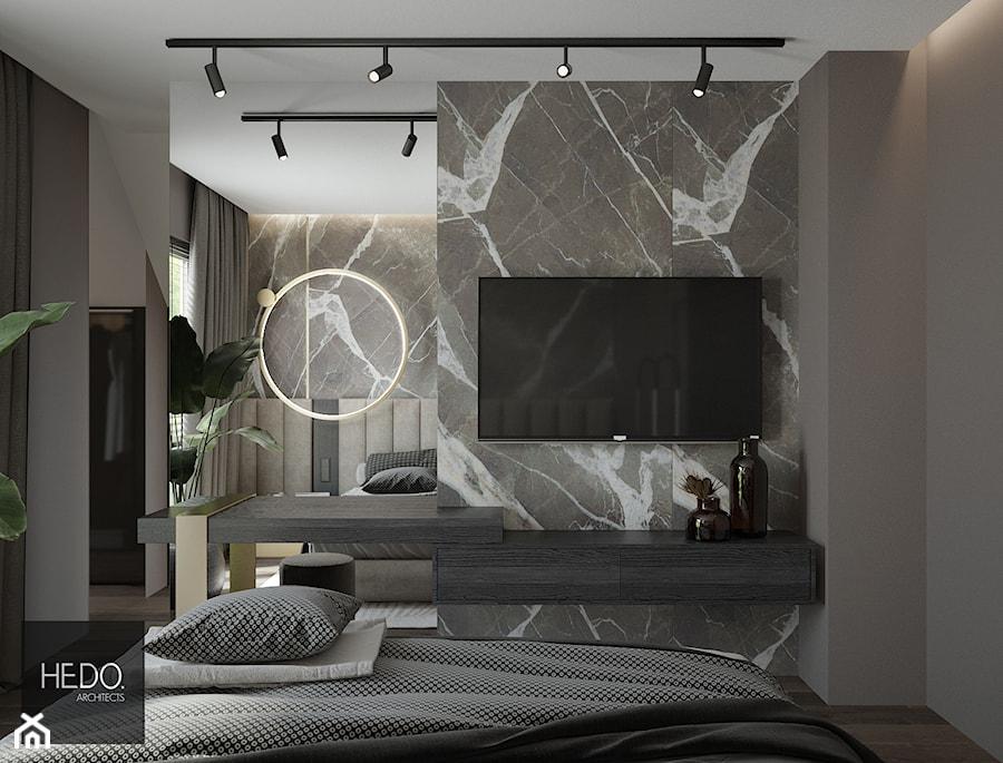 Sypialnia | Hedo Architects