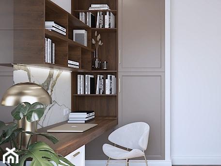 Aranżacje wnętrz - Biuro: ArtApartment - Hedo Architects. Przeglądaj, dodawaj i zapisuj najlepsze zdjęcia, pomysły i inspiracje designerskie. W bazie mamy już prawie milion fotografii!