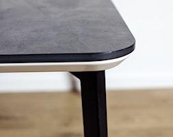 Stół Black&White - Kuchnia, styl industrialny - zdjęcie od Drew-wood - Homebook