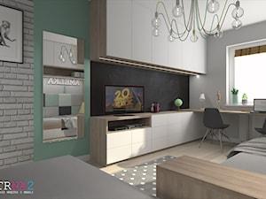 Pokój dwóch sióstr - zdjęcie od studiometrna2