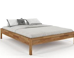 Rama łóżka dębowego Monza - zdjęcie od Soolido - Homebook