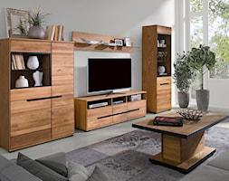 Salon z kolekcji Faro w stylu loftowym - zdjęcie od Soolido - Homebook