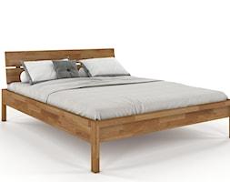 Łóżko Monza Style. Debowe polskie, masywne łóżko - zdjęcie od Soolido - Homebook