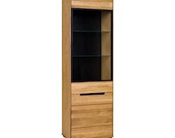 Drewniana witryna z kolekcji Faro - zdjęcie od Soolido - Homebook