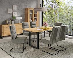 Como salon w stylu loftowym - zdjęcie od Soolido - Homebook
