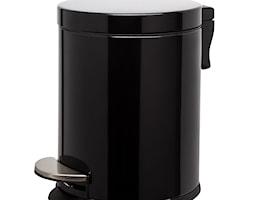Kosz na śmieci 5 L czarny - zdjęcie od shoperly - Homebook