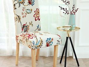 Pokrowiec na krzesło elastyczny wzory
