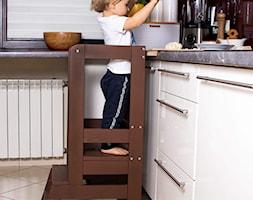 Kitchen helper brązowy pomocnik kuchenny - zdjęcie od shoperly - Homebook