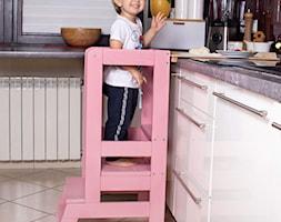 Kitchen helper różowy pomocnik kuchenny - zdjęcie od shoperly - Homebook