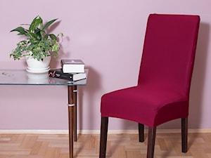 Pokrowce na krzesła do kuchni, salonu uniwersalne