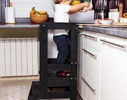 Kitchen helper czarny pomocnik kuchenny - zdjęcie od shoperly - Homebook