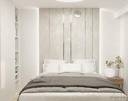 BD - Sypialnia, styl nowoczesny - zdjęcie od Biostani Architektura - Homebook