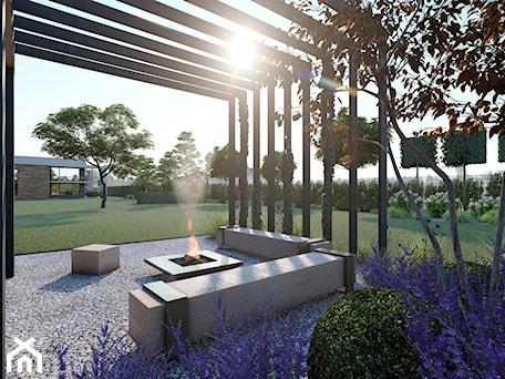 Aranżacje wnętrz - Ogród: nowoczesne ogrody - Projektowanie ogrodów w nowoczesnym stylu na terenie całej PL. Przeglądaj, dodawaj i zapisuj najlepsze zdjęcia, pomysły i inspiracje designerskie. W bazie mamy już prawie milion fotografii!