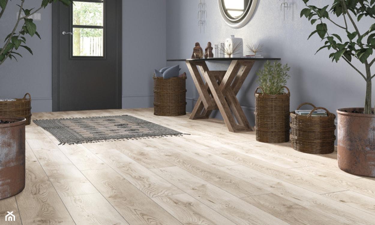 panele drewnopodobne winylowe, panele na podłodze,  podłoga do przedpokoju