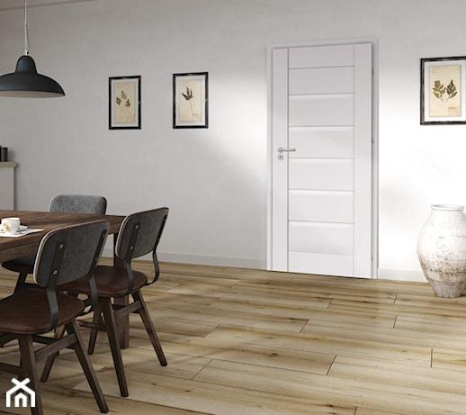Drzwi ramowe – elegancka i trwała ozdoba wnętrz