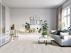 Jedna podłoga w całym mieszkaniu? Sięgnij po panele wodoodporne
