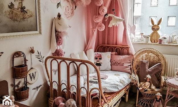 pokój dziecięcy księżniczki