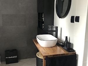 Metamorfoza łazienki Pani Agnieszki - Łazienka, styl industrialny - zdjęcie od Inspiracje użytkowników