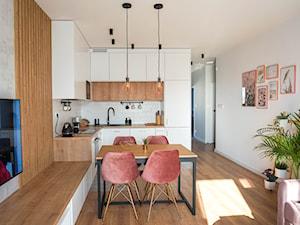 Mieszkanie Pani Julii - Kuchnia, styl eklektyczny - zdjęcie od Inspiracje użytkowników