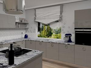 Kuchnia w kobiecym stylu - zdjęcie od Modelim