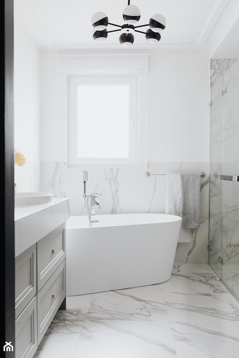 Jak remontować i nie zwariować - Łazienka, styl nowoczesny - zdjęcie od Interiors design blog