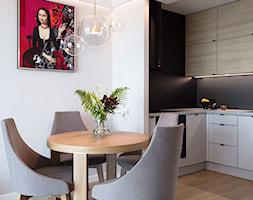 Projekt mieszkania w budynku wielorodzinnym w Pile. - zdjęcie od EWEM aranżacja wnętrz Edyta Wełnicka - Homebook